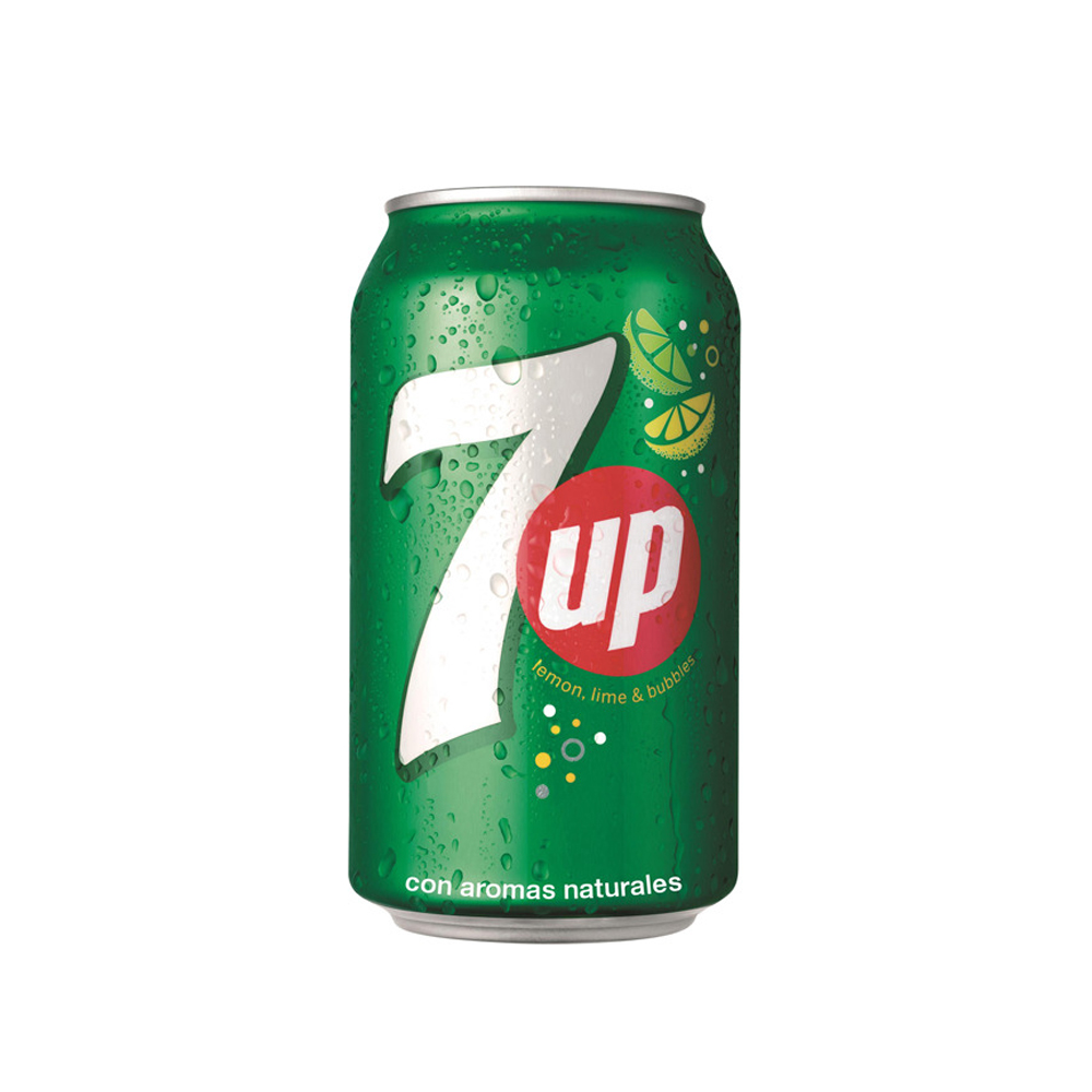 SEVEN UP 0,33CL