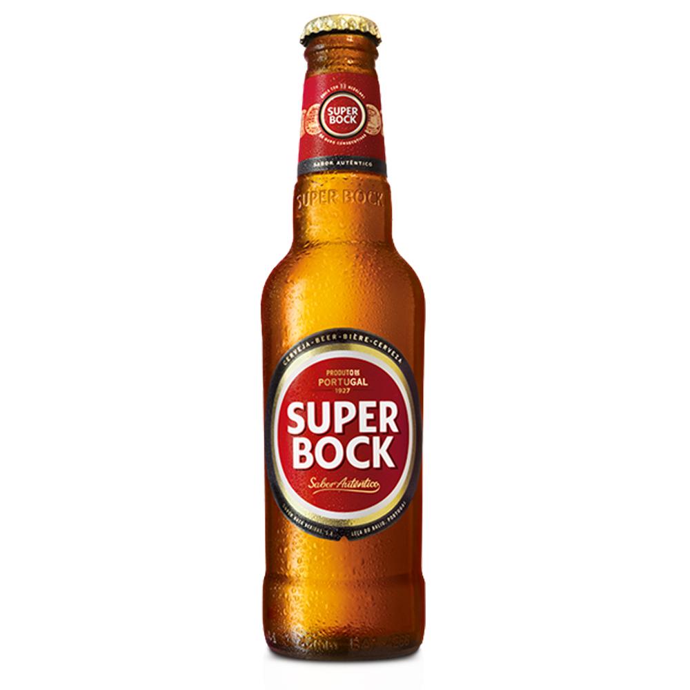 SUPER BOCK 0,33CL